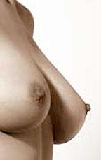 Que más pequeñas dimensiones del pecho
